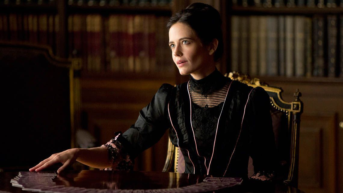 Eva Green as Vanessa in Penny Dreadful (Episode 101). - Photo:  Jonathan Hession/SHOWTIME - Photo ID:  PennyDreadful_101_QU6A2491.r